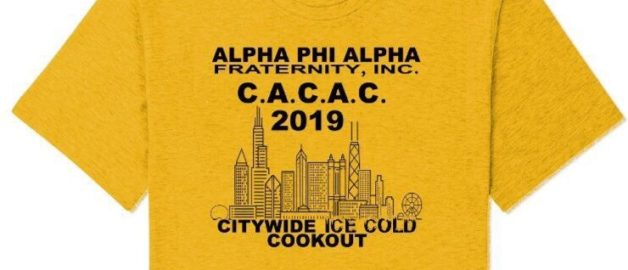 C.A.C.A.C. Ice Cold T-Shirts  2019 Cookout